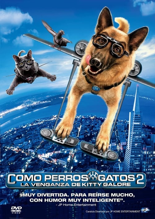 Image Como perros y gatos 2 La venganza de Kitty Galore