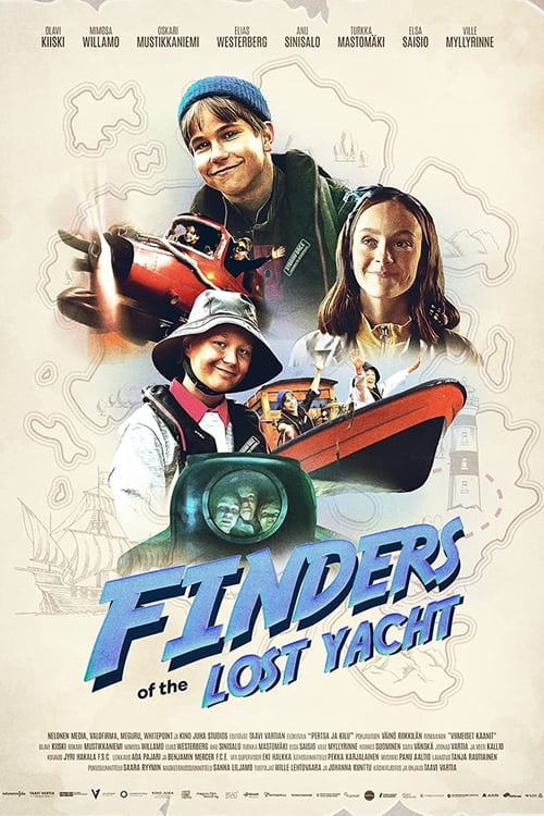 Download Finders of the Lost Yacht HDQ full