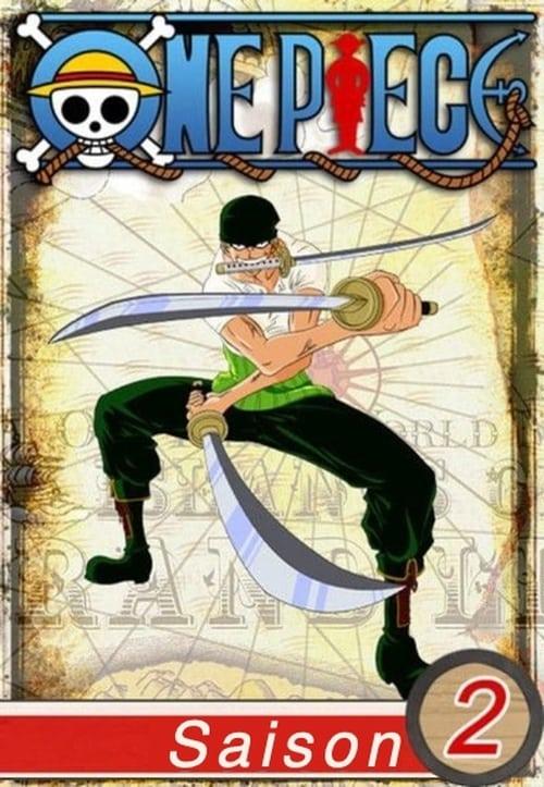 One Piece: Saison 2