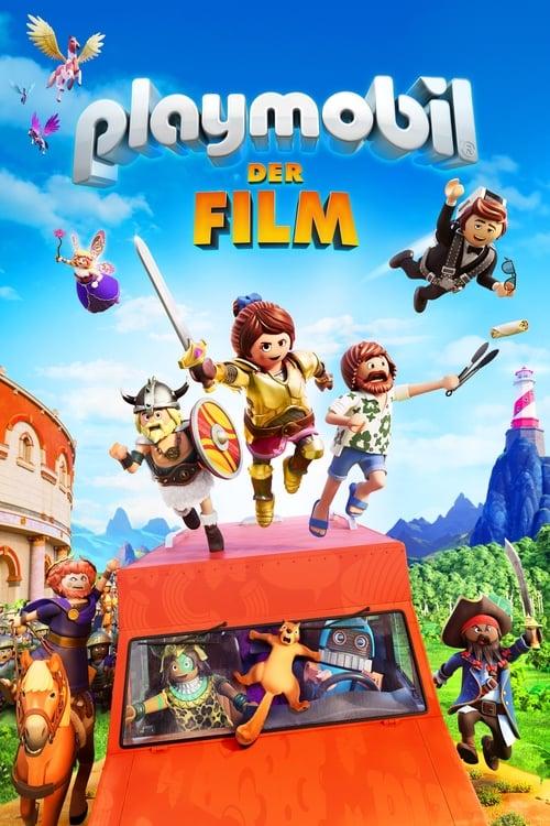 Poster von Playmobil: Der Film