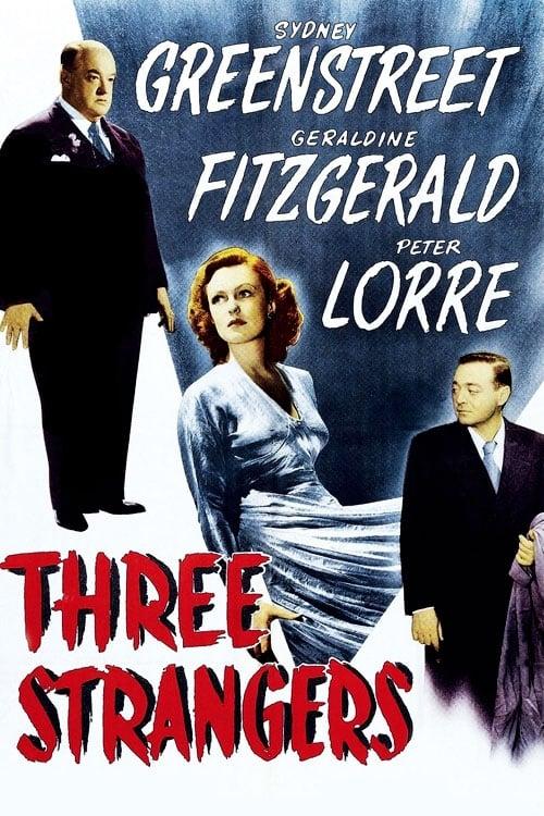 Mira La Película Tres extraños En Buena Calidad