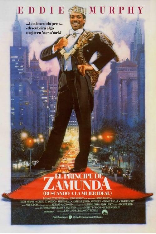 Imagen El príncipe de Zamunda