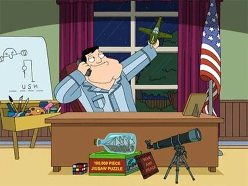 Poster della serie American Dad!