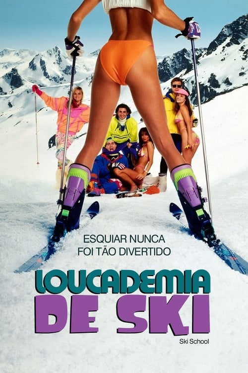 Assistir Filme Loucademia de Ski Em Boa Qualidade Hd 1080p