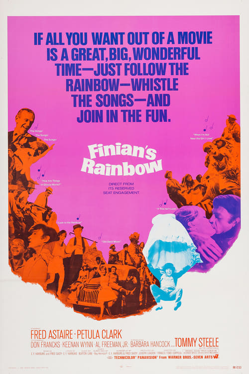 Watch Finian's Rainbow (1968) Best Quality Movie