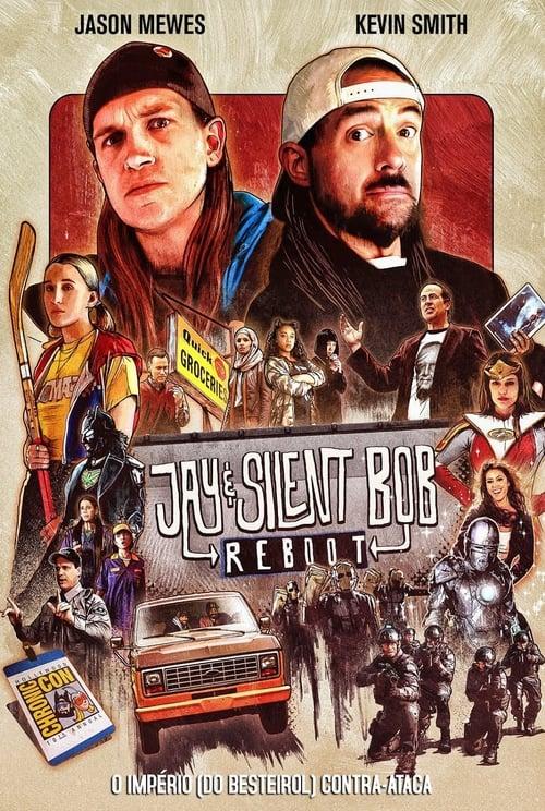 Assistir Jay and Silent Bob Reboot - HD 720p Legendado Online Grátis HD
