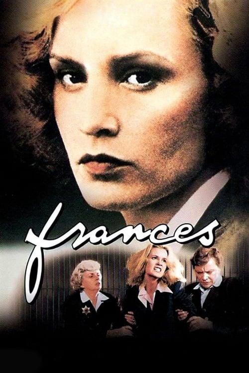 Frances (1982) Poster