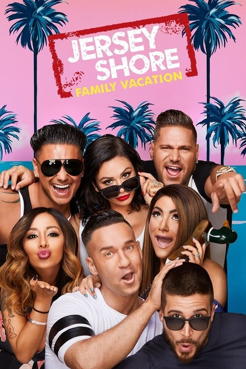 Jersey Shore Family Vacation cover