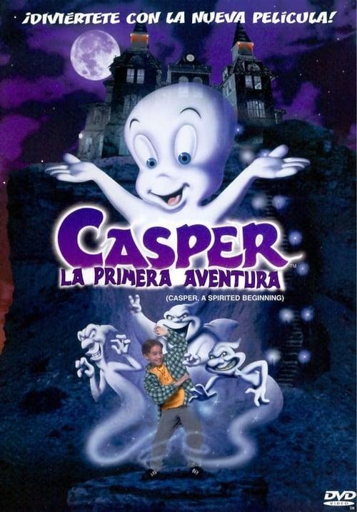 Casper: La primera aventura