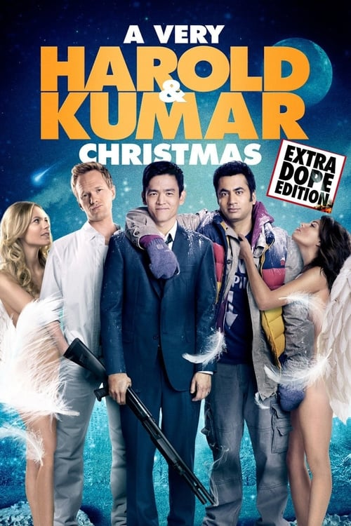 Watch A Very Harold & Kumar Christmas (2011) Full Movie