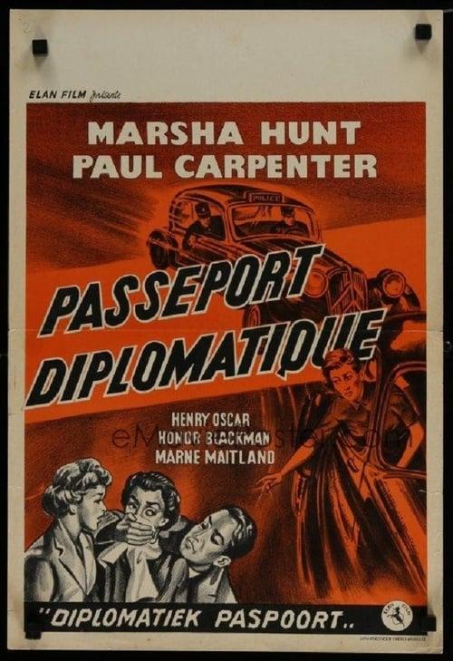Película Diplomatic Passport En Buena Calidad Hd 720p