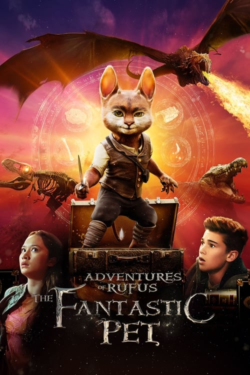 Adventures of Rufus: The Fantastic Pet poster