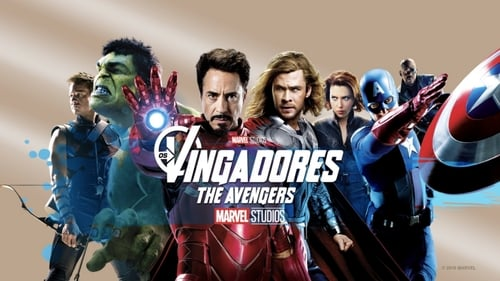 The Avengers: Os Vingadores Torrent – BluRay 720p / 1080p Dublado / Dual Áudio 5.1