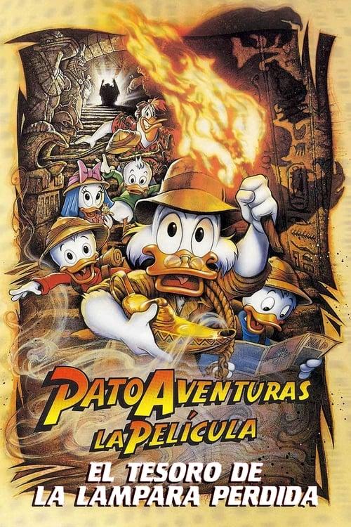 Patoaventuras: La película – El tesoro de la lámpara perdida
