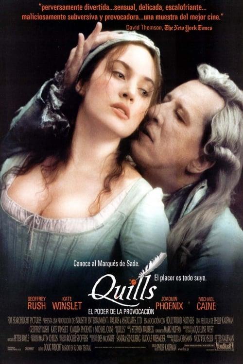 Quills Peliculas gratis