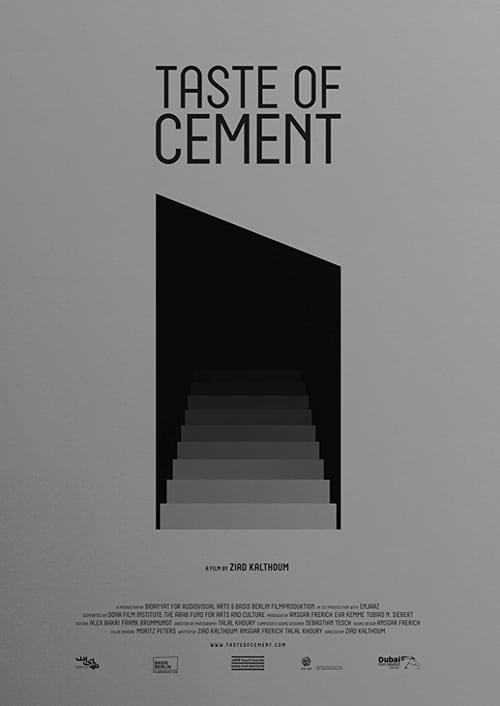 Ver pelicula Taste of Cement Online