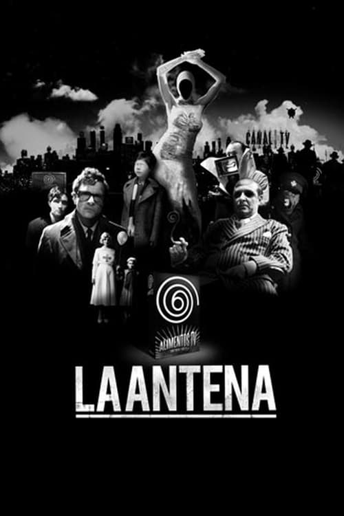 Largescale poster for La Antena