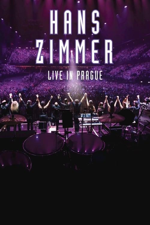 Hans Zimmer: Live in Prague (2017) Poster