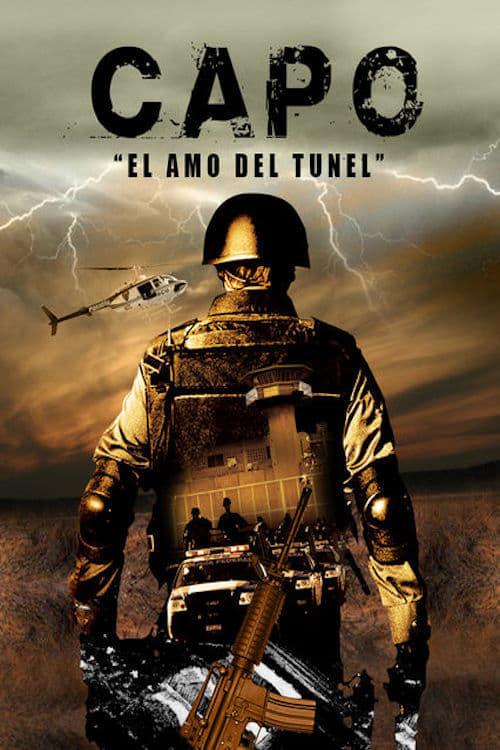 El Capo - Der Herr des Kartells - Poster