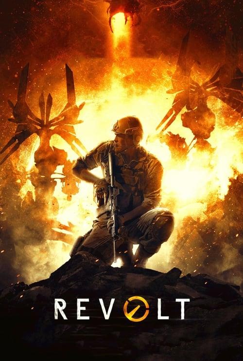 Revolt poster