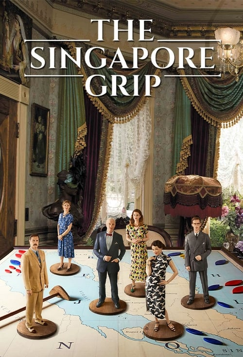 The Singapore Grip Poster