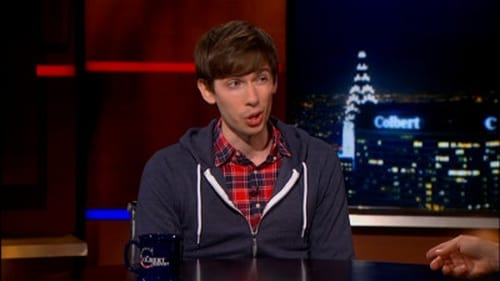 The Colbert Report: Season 9 – Episode David Karp