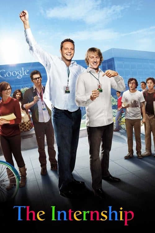 Largescale poster for The Internship