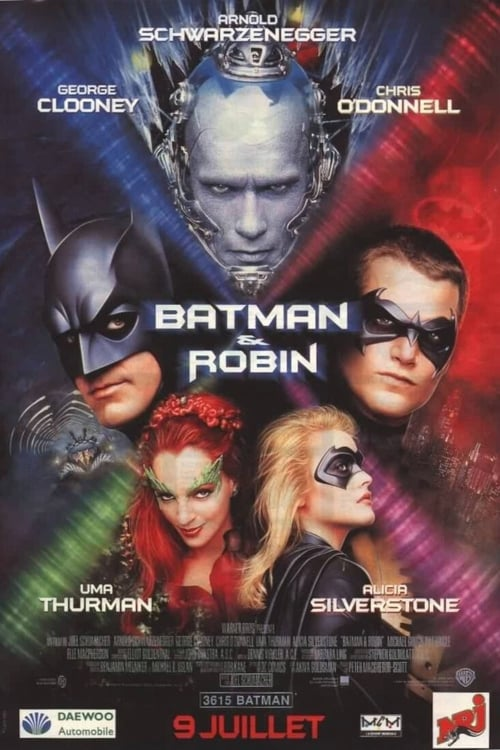 Regarder Batman & Robin (1997) Streaming HD FR
