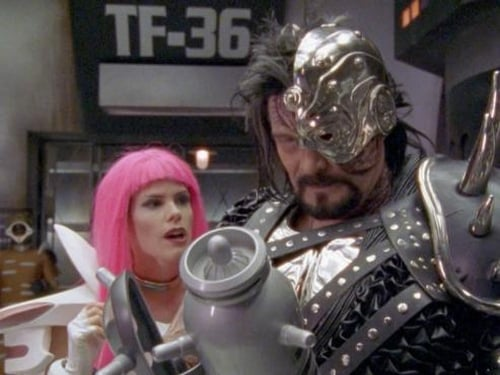 Power Rangers 2001 Full Tv Series: Time Force – Episode Frax's Fury