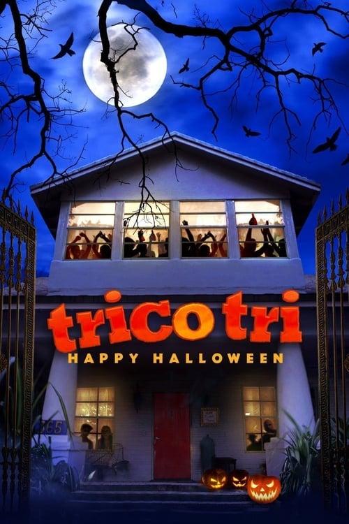Trico Tri Happy Halloween ( Trico Tri Happy Halloween )