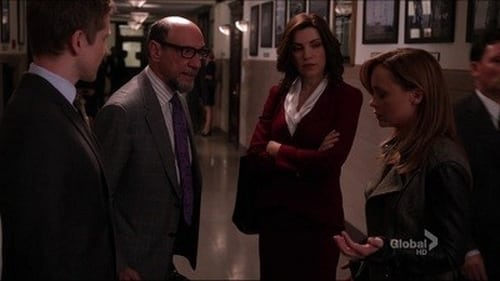 The Good Wife - Season 4 - Episode 7: Anatomy of a Joke