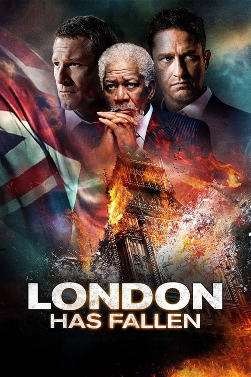 Streaming London Has Fallen (2016) Best Quality Movie