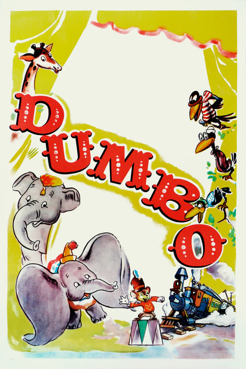 Download Dumbo (1941) Best Quality Movie