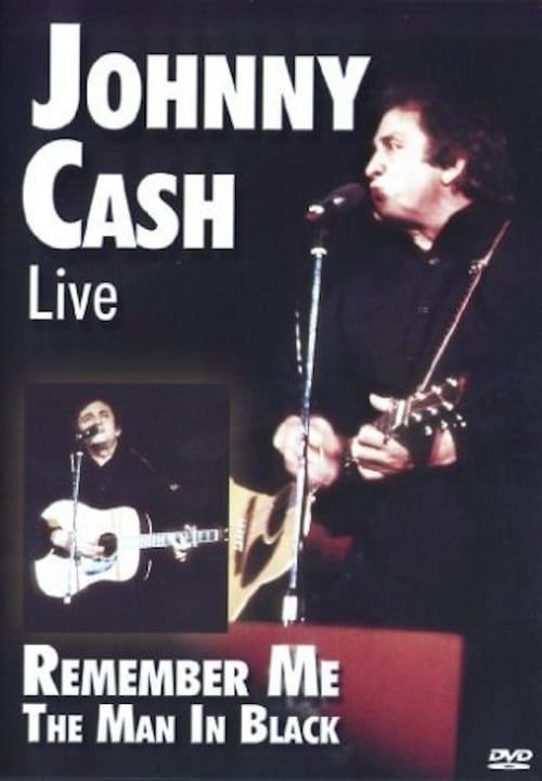 Johnny Cash Live Remember Me The Man In Black (1970)