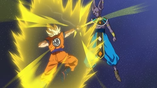 Dragon Ball Super: Season 1 – Episod This Is All the Power I've Got! A Settlement Between Gods