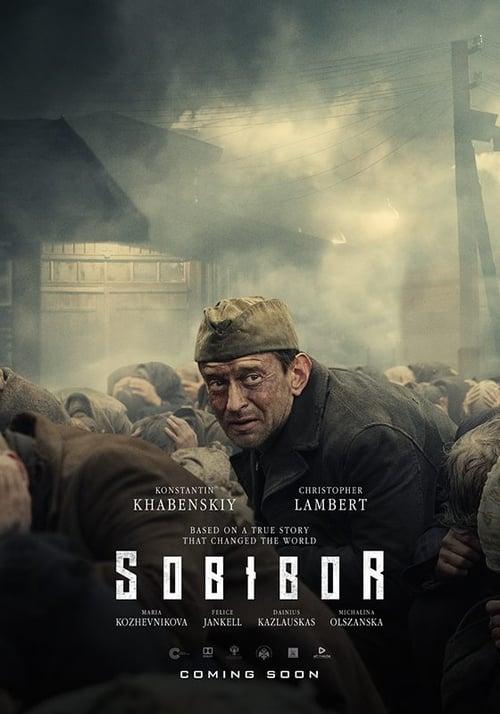 Собибор poster