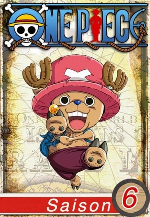One Piece: Saison 6