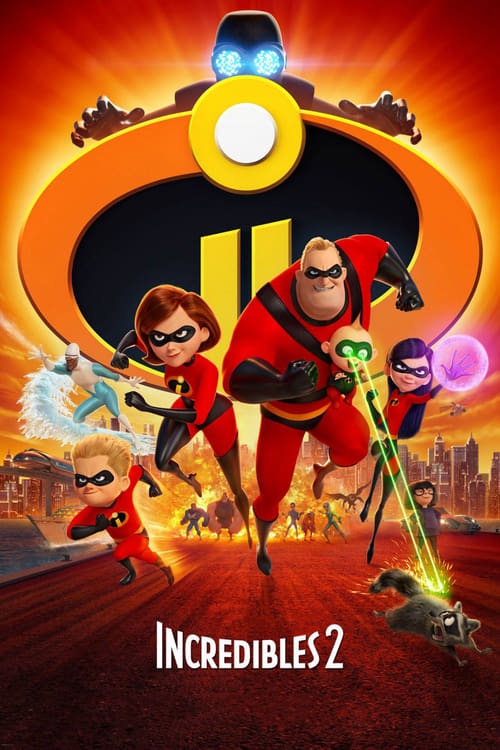 Poster. Incredibles 2 (2018)