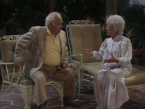 The Golden Girls: Season 3 – Episod Larceny and Old Lace