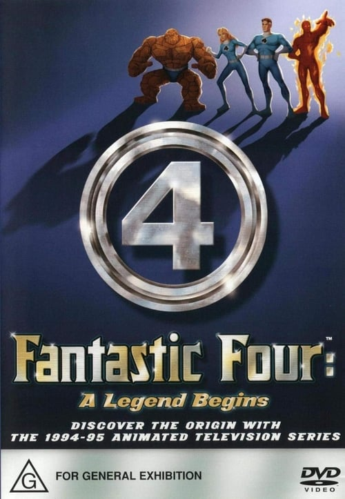 Assistir The Fantastic Four - A Legend Begins Com Legendas On-Line