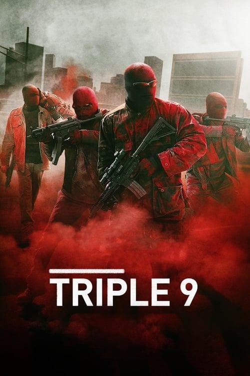Triple 9 - Poster