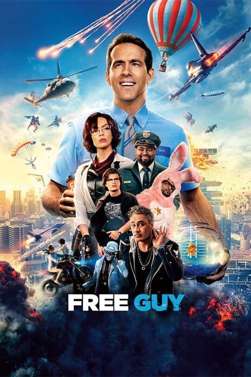 Free Guy - Komödie / 2021 / ab 12 Jahre