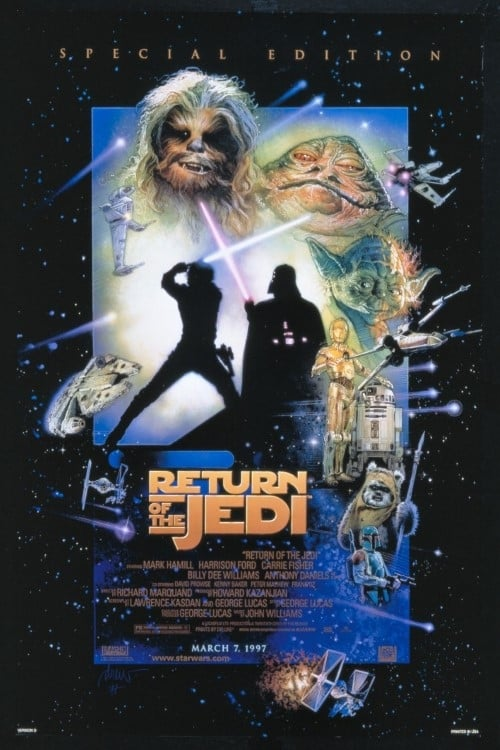 Star Wars: Episode VI - Return of the Jedi (Special Edition)