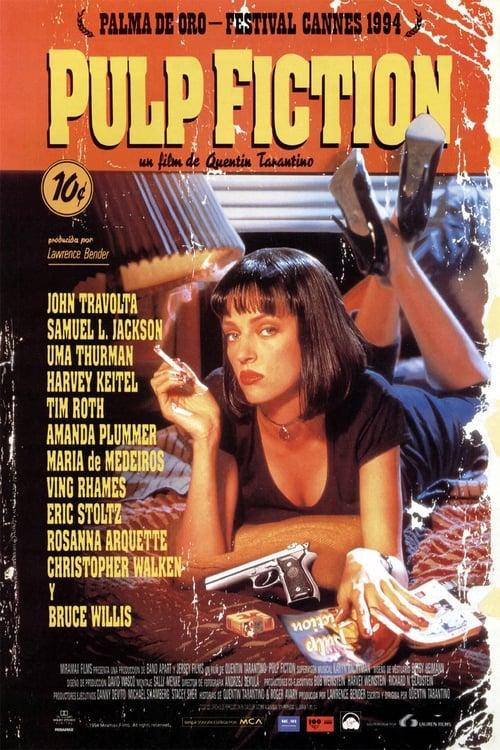 Pulp Fiction pelicula completa