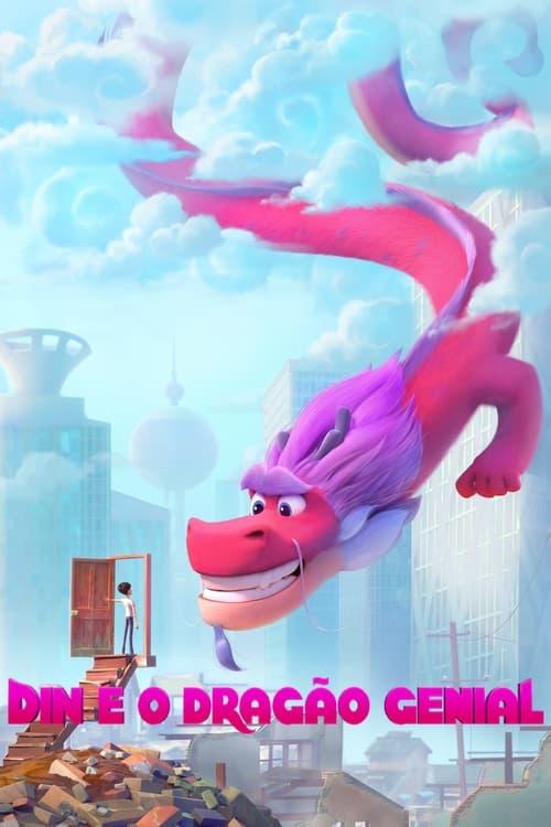 Assistir Din e o Dragão Genial - HD 720p Dublado Online Grátis HD