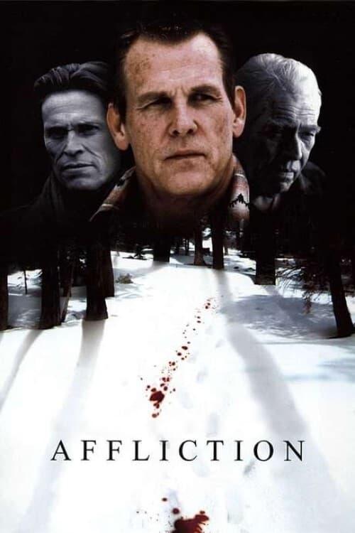Affliction (1998) Poster