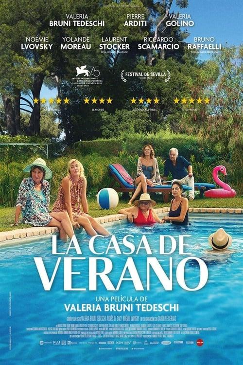 Película La casa de verano Doblado Completo