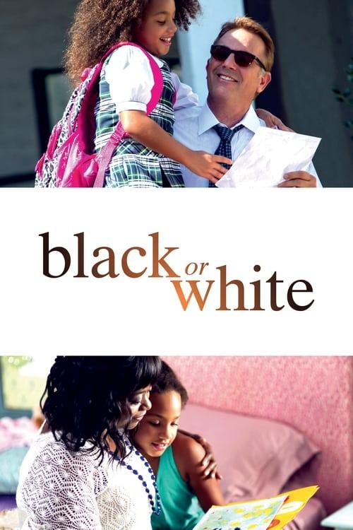 Black or White - Poster