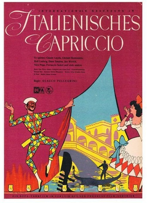 Assistir Italienisches Capriccio Com Legendas On-Line