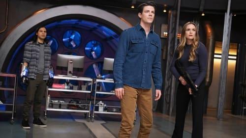 The Flash - Season 7 - Episode 10: Family Matters, Pt. 1